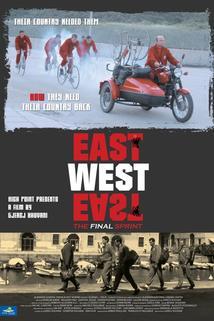 Východ, západ, východ: poslední sprint