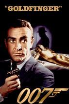 Plakát k filmu: Goldfinger