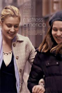 Mistress America  - Mistress America