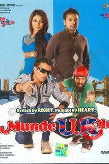 Munde U.K. De: British by Right Punjabi by Heart  - Munde U.K. De: British by Right Punjabi by Heart
